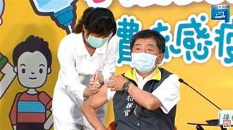 陳時中應率先施打疫苗