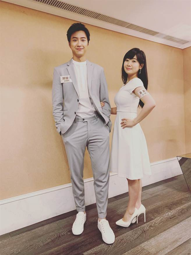 福原愛、江宏傑這段台日婚姻備受矚目。(圖/取材自江宏傑 Chiang Hung-Chieh 臉書)