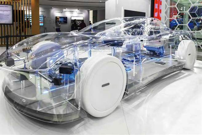 新能源汽車競逐 華為是否參一腳。(圖/多維TW提供)