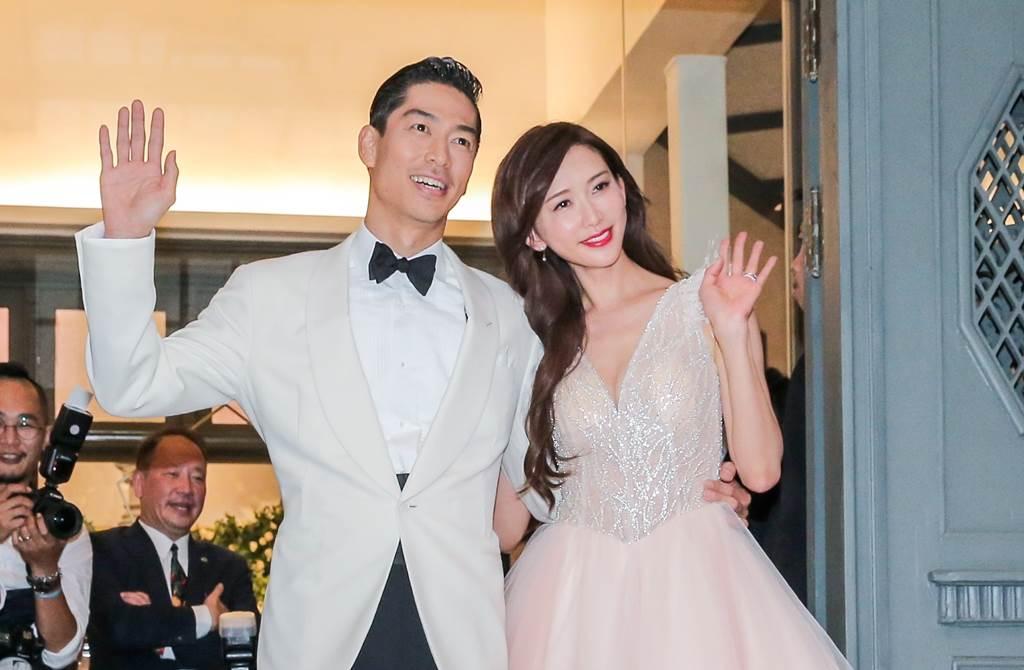 林志玲、Akira結婚2年。(圖/中時資料照片)