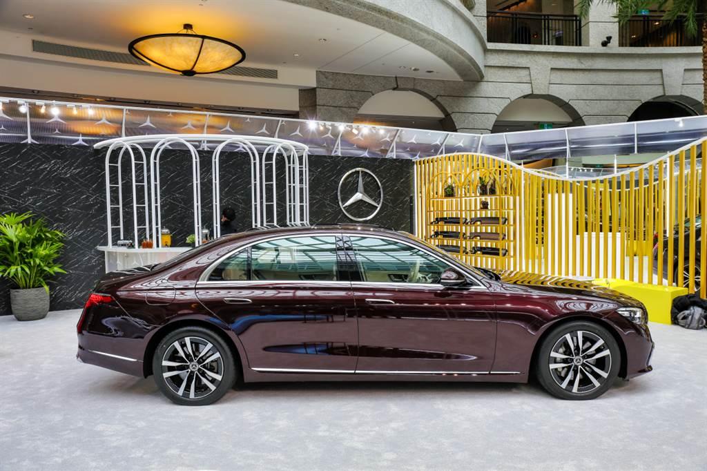 劃時代科技旗艦 新世代Mercedes-Benz S-Class 446萬元起在台上市