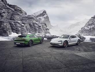 Porsche 再添純電生力軍 跨界獵跑 Taycan Cross Turismo 400萬元起接單