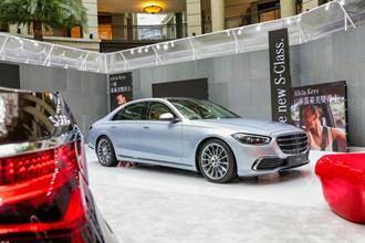 划时代科技旗舰 新世代Mercedes-Benz S-Class 446万元起在台上市