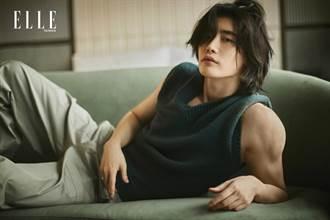 李鍾碩留長髮露超壯手臂 看照片覺得自己老了