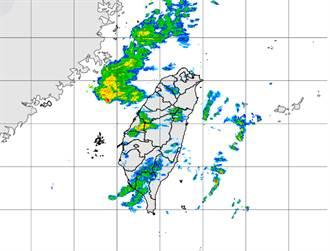 明劇烈變天!全台雨區曝 東北季風來襲大降溫