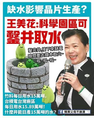 郭石城快評》竹科鑿井國際笑話