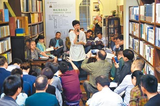 北京书店沙龙文化 黯然告别