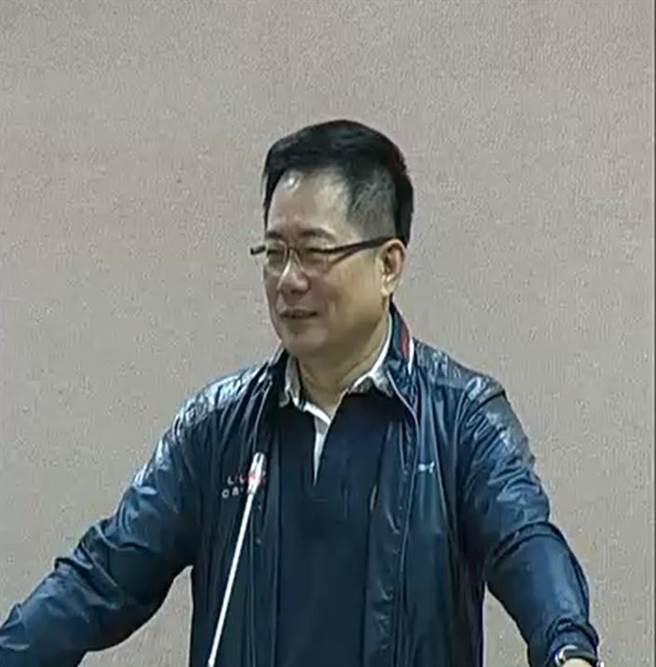 蔡正元(取自立法院官網)