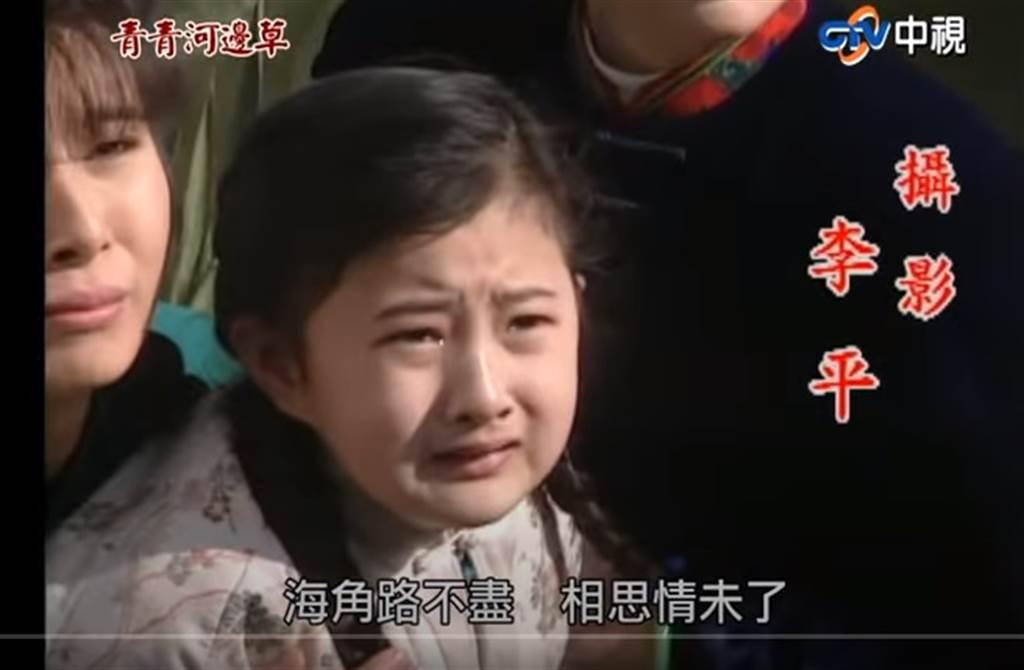 「小婉君」金銘白髮斷掌洩老態 40歲至今仍單
