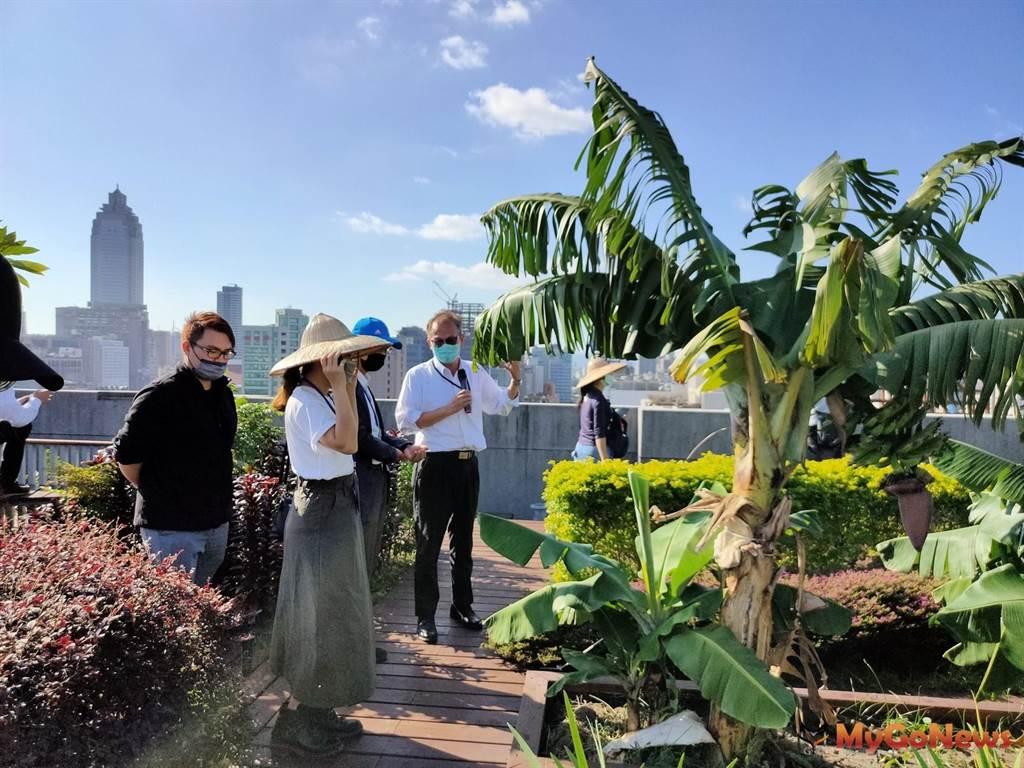 北市府自3/12起受理綠屋頂及綠能設施評估補助並舉辦宣導會(圖/台北市政府)