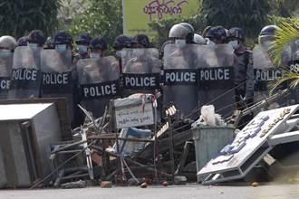 緬甸100多名員警加入反軍方陣營 拒絕暴力鎮壓