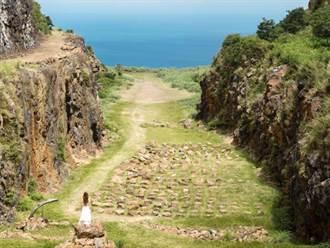 新北景點 神秘的石頭魔法陣 ─ 金瓜石地質公園 本山礦場