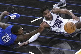 NBA》這個假摔太假了!裁判公開警告希爾德