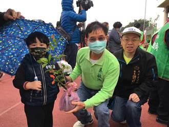 應對地球暖化 第11屆北台中聯合贈苗獲熱烈回響