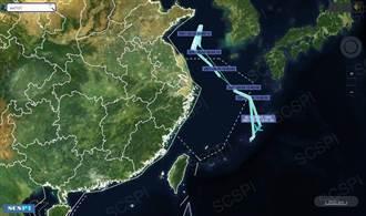 美RC-135S偵察機抵近偵察大陸長達5小時