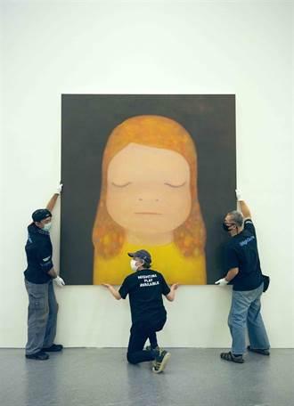 日本最貴藝術家《奈良美智特展》首度來台 12日開展