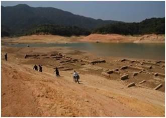 湖水下降另類發現 古人類遺址及新石器時代文物出土