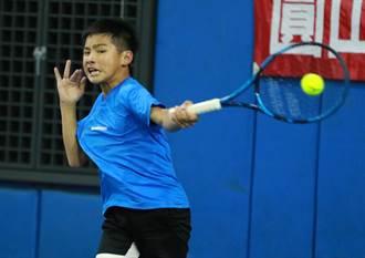 圓山青少年網球菁英賽 舉辦7屆獲肯定