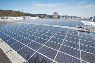 衝刺太陽能 16中央部會獻出屋頂