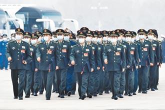 解放軍拚現代化 2021年軍費續增