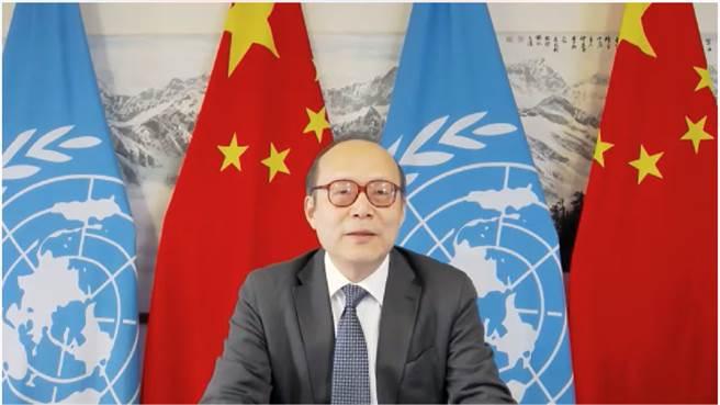 70國支持中國涉港舉措,中常駐日內瓦大使陳旭正面回應。(央視新聞用戶端)