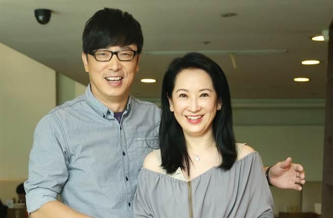 林煒和龔慈恩2019年認離婚。(圖/中時資料照片)