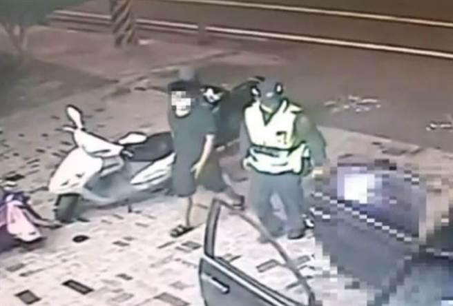 阮姓男子被殺傷後,警方陸續逮獲涉案嫌犯。(讀者提供/洪榮志台南傳真)