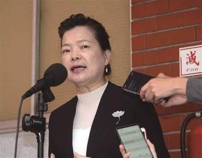 經濟部長王美花。(圖/本報資料照)