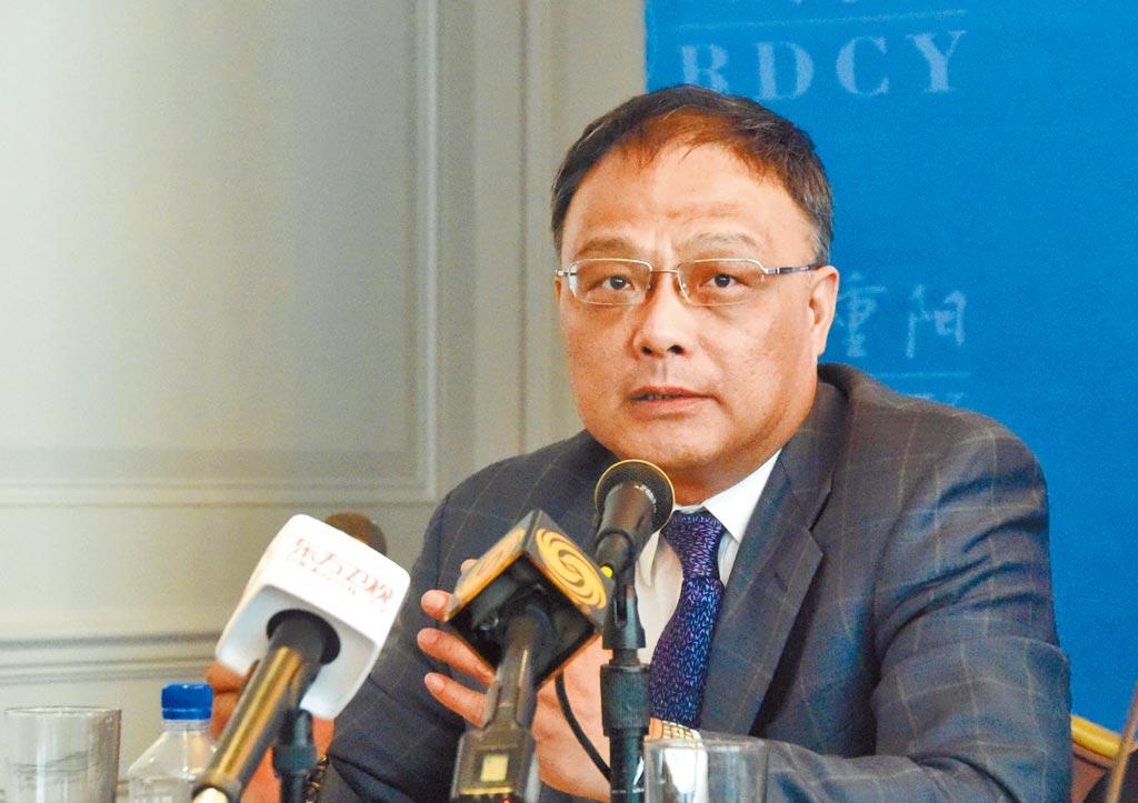 朱鋒現為南京大學中國南海研究協同創新中心執行主任、南京大學國際關係研究院院長、南京大學特聘教授。研究方向為中美關係、東亞區域安全與海上安全。(中新社)