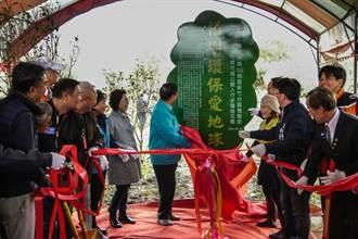 竹東河濱公園植樹環保愛地球活動 打造河濱桂花林園步道