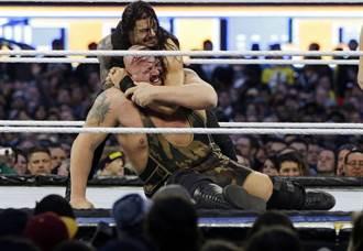 摔角界「大事件」 大秀哥為何背棄WWE?
