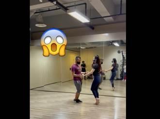 舞蹈教室拍到驚人亮點 照片曝光網瘋傳:那是什麼
