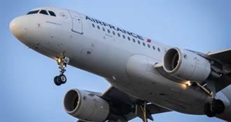 狂男機上痛毆空服員 企圖闖駕駛艙 法航機長迫降逮人