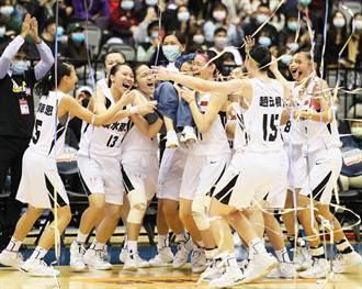 HBL》淡商大勝永仁25分 2連霸、隊史11冠到手