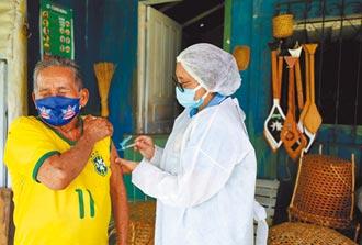 外電:AZ疫苗對抗巴西變種有效