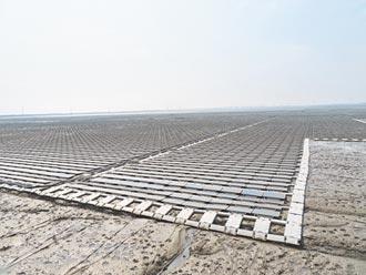 全球最大海上太陽能 彰濱崙尾東電廠啟用