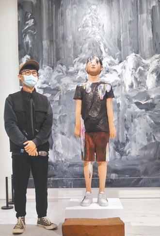 新銳雕塑家 江基名凝視當代