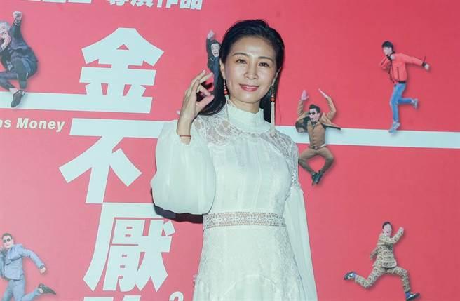 55歲方文琳出道多年拍過許多經典戲劇,是演藝圈的美魔女代表。(圖/本報系資料照片)