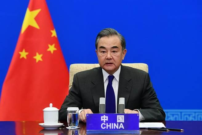 中國大陸外交部長王毅兩會期間記者會上就台灣問題強調,一個中國原則是中美關係的政治基礎,是不可逾越的紅線。(報系資料照)