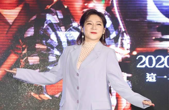 王彩樺不只是美魔女代表,她的一對女兒也屢次以高顏值引發關注。(圖/本報系資料照片)