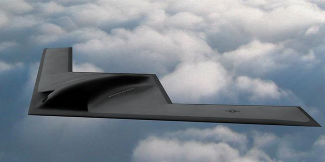 B-21还要1年多的时间才会正式亮相。(图/美国空军)