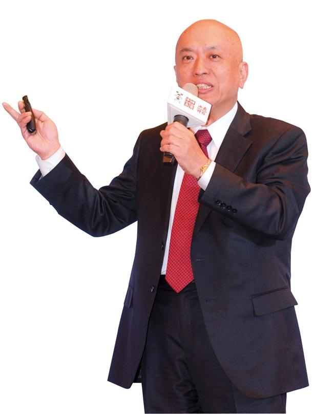 台新銀行文化藝術基金會董事長 鄭家鐘      圖/本報資料照片