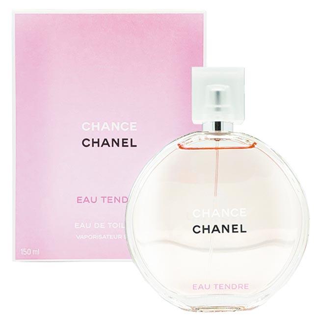 PChome 24h購物的香奈兒淡香水粉紅甜蜜,原價5880元,9日前特價4320元。(PChome 24h購物提供)