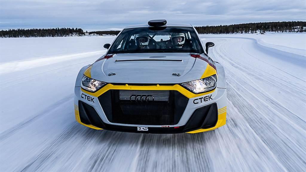四環飆沙傳奇續戰WRC?EKS JC賽車團隊將以自改Audi A1 Rally 2賽車征戰沙場