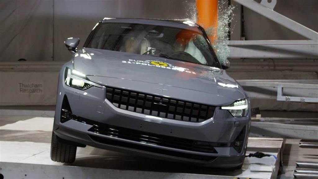 超安全電動車再添一輛:Polestar 2 奪 Euro NCAP 五星安全評等