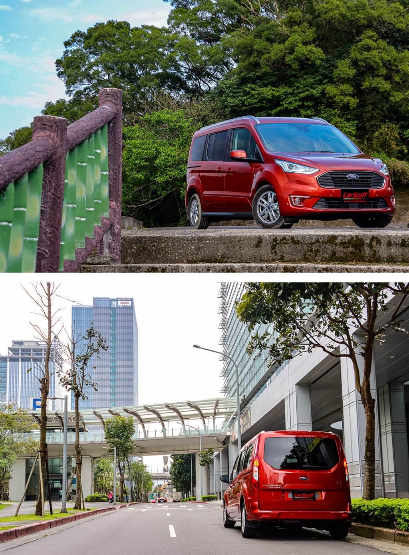 一車在手、多種人生!2021 Ford Tourneo Connect 旅玩家 1.5 EcoBlue 玩咖版