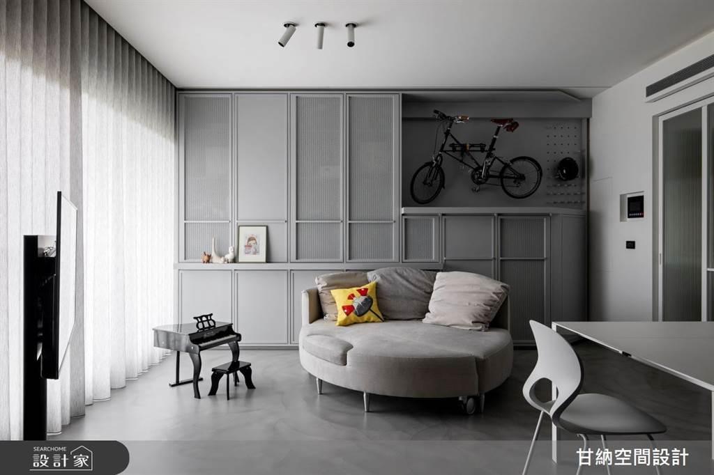 What's in my living room? 8 間特色客廳分享佈置重點及出乎意料的家具選購巧思!