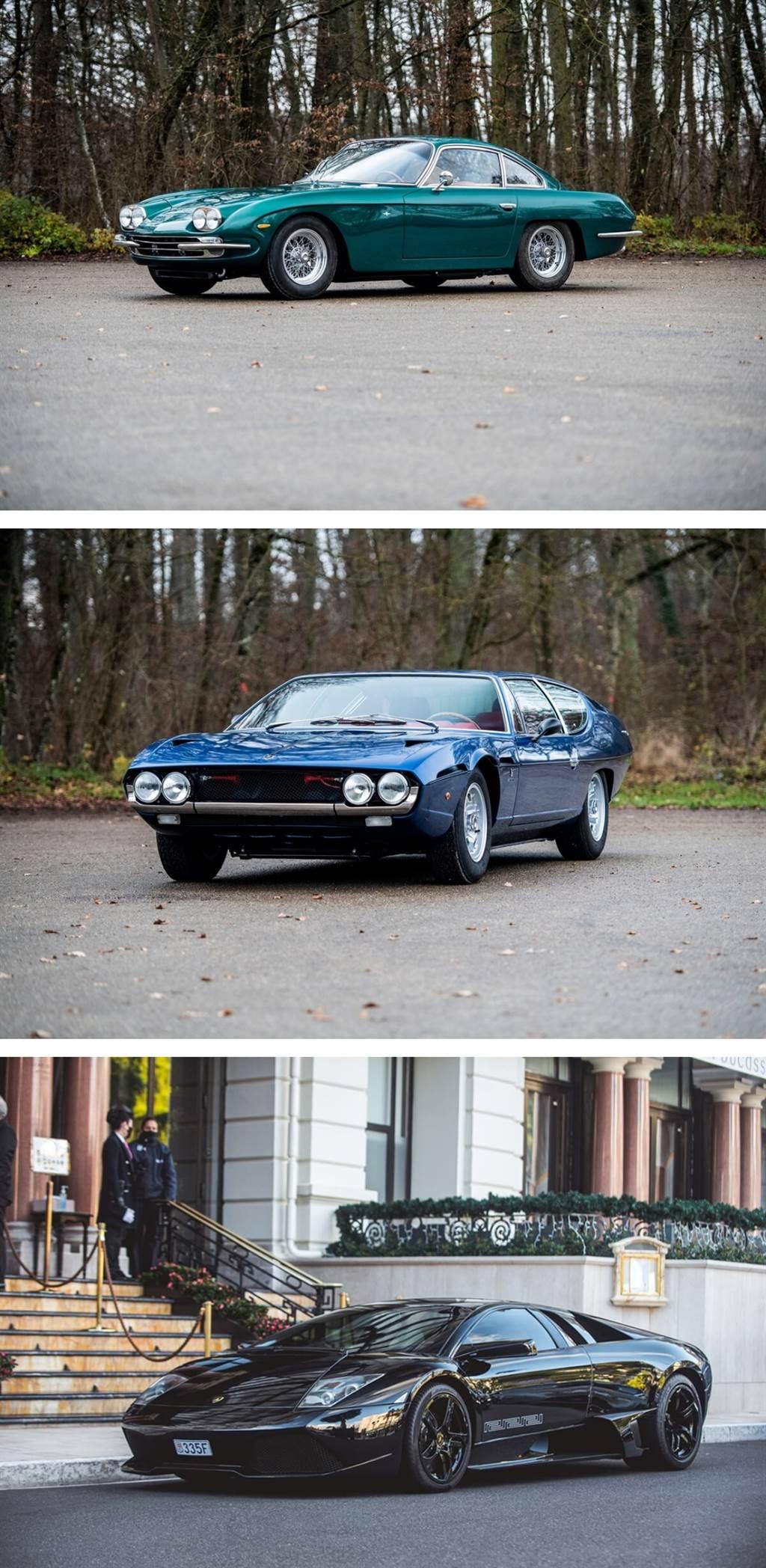 Lamborghini Miura SV在蘇富比巴黎拍賣會創下超過240萬歐元「第二高」紀錄