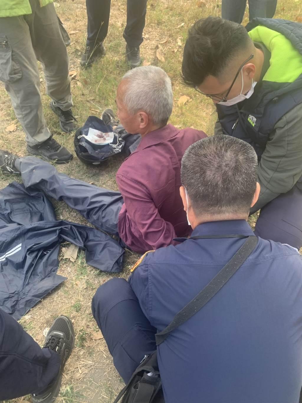 高雄大樹槍擊案警方逮捕查扣改造槍(中時資料照片)