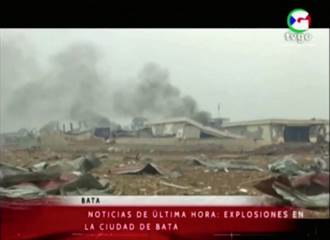 赤道幾內亞軍營發生爆炸 至少20死400傷